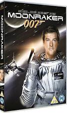 MOONRAKER (JAMES BOND) - DVD - REGION 2 UK