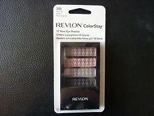 Revlon ColorStay 12 Hour Eye Shadow Quad - STERLING ROSE  #345 - New / Sealed
