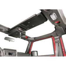 Tuffy - 142 - Jeep Wrangler JK Single Compartment Overhead Console 2007-2016