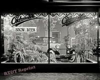 Photograph of a Vintage Oldsmobile Showroom in Washington DC Year 1922  8x10