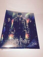 Disney Harry Potter Deathly Hallows 200 Picture Photo Album 4x6
