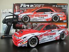 HPI Racing Nitro RS4 3 Drift Falken Discount Tires Nissan S13 Factory Assembled
