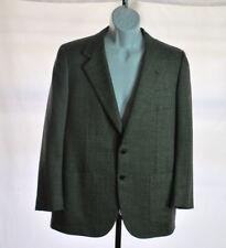 Brioni Roman Style Roma 100% Wool Gray Suit Jacket Men's Sz 41/51