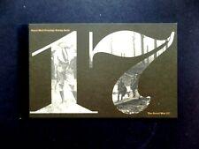 GB 2017 SG DY22 WWI 1917 Prestige Booklet