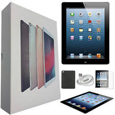 Apple iPad 3 Black, 64GB, 9.7-inch, Wi-Fi +4G AT&T, Bundle, and Free Shipping!