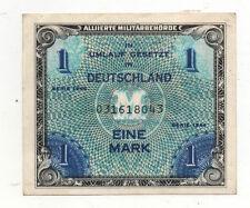 Germany 1 Eine Mark 1944 Allierte