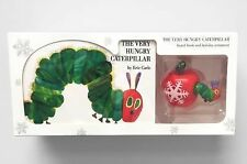 The Very Hungry Caterpillar Board Book and Ornament Package by Eric Carle...