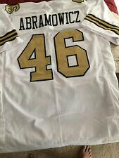 Saints Danny Abramowicz custom unsigned jersey