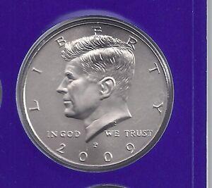 2009-P SATIN FINISHED MINT SEALED HALF DOLLAR