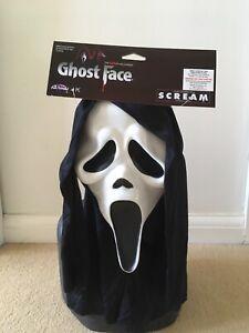 Official Scream Ghostface Soft Vinyl PVC  Fun World scream Seconds Marked