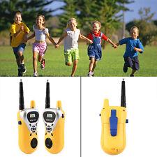 Intercom Electronic Walkie Talkie Kids Child Mni Toys Portable Two-Way Radio DQ