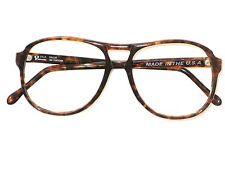 Pathway Dallas Tortoise 150 Vintage Eyeglass Frames Usa 1970's