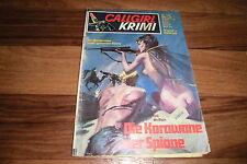 CALLGIRL # 120 -- Karawane der Spione // SEX - KRIMI - ACTION  1970er