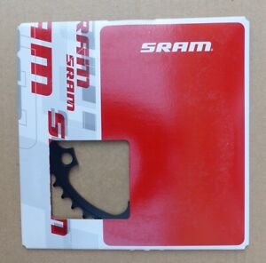 Plateau SRAM Red 2x10 Chainring 42 T BCD 130 mm Black New Shimano
