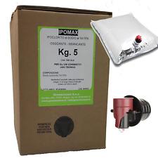 IPOMAX BOX KG. 5 - IPOCLORITO DI SODIO 14-15%
