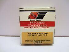 NOS Detroit Gasket Rear Main Bearing Seal 17287 Ford Truck V6 244 FelPro BS40619