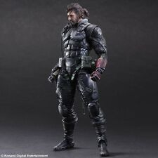 Play Arts Kai Metal Gear Solid V The Phantom Pain Venom Snake Sneaking ver.