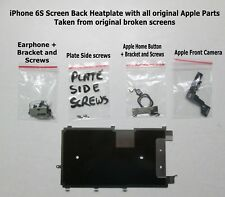 iPhone 6S LCD Screen Heat Shield Metal Plate + All original Parts