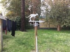 Weather vane kangeroo