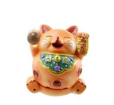 Chat Prosperite Japonais Maneki Neko   C100 10bis