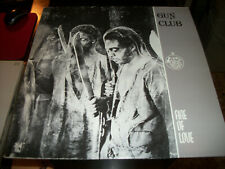 The Gun Club – Fire Of Love - LP - 1982 - New Rose Records