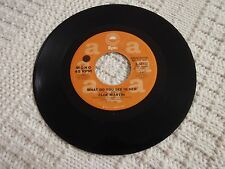 NORTHER  SOUL CLOE MARTIN WHAT DO YOU SEE IN HER/SAME PROMO EPIC 50132