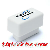 Proscan Auto ELM 327 Bluetooth BT OBD2 OBDII Car Diagnostic Scanner Code Reader