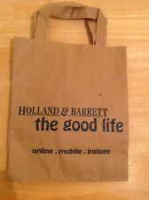 Holland And Barrett 'the Good Life' Bag