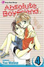 Absolute Boyfriend 4 by Yuu Watase Paperback Book The Cheap Fast Free Post