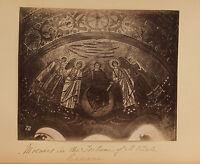 Italia Mosaici Basilica Saint-Vital Ravenna Vintage Manzo-Bianco Ca