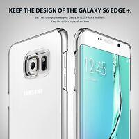 (HB) Funda Dura Carcasa Transparente Crystal Case Para Samsung Galaxy Phones