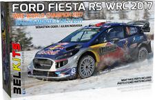 Ford Fiesta Wrc (Campione Del Mondo 2017 Rally Montecarlo) 1:24 Model Kit 012