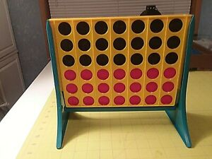 Vintage Connect Four Game