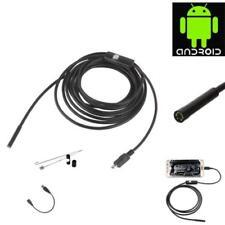 TELECAMERA ENDOSCOPICA ISPEZIONE MICRO USB PER ANDROID CON FUNZIONE OTG 3.5MT