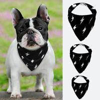 Bandana Dog Collar Soft Print Pet Cat Puppy Neck Scarf Neckerchief Accessories