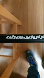 Mountain bike handlebars 800mm