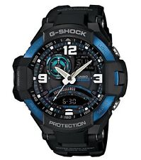 Casio G Shock * G-Aviation Gravity Defier GA1000-2B Gshock Watch COD PayPal