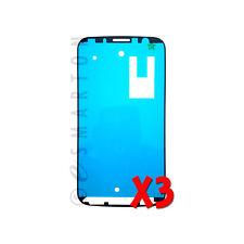 3X LCD Pre-Cut Tape Adhesive Sticker For Samsung Galaxy Mega 6.3 i527 i9200 USA