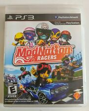 ModNation Racers (Sony PlayStation 3, 2010) Good condition