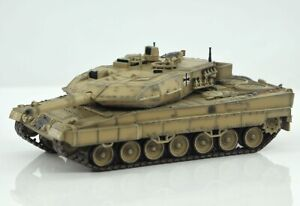 New 1/72 German Army Leopard 2A5 Main Battle Tank Static Dispaly 3D Alloy Model
