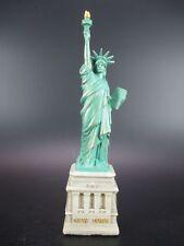 New York City estatua de la libertad estatua of Liberty 20 CM, eeuu souvenir América, New!