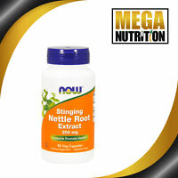 NOW Foods Stinging Nettle Root Extract 250mg 90 Veggie Caps | Prostate Health