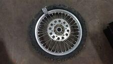 """1994 suzuki rm125 mx race S564~ rear wheel rim w sprocket specialties 49t 19"""""""