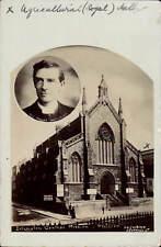 Islington Central Mission Wesleyan Church & Rev. Thomas Naylor by F.J.Collins.