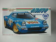 Fujimi 1/24 Lancia Stratos Chardonnet  Enthusiast Model kit
