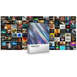 Native instruments Komplete 13 Ultimate bundle (Digital Delivery)