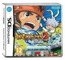 Inazuma Eleven 2: Blizzard (Nintendo DS DSi) BRAND NEW FREE SHIPPING
