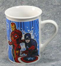 MARVEL SUPERHEROES Coffee Mug Avengers Thor Ironman Hulk Captain America 2012