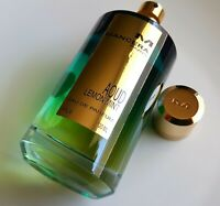 Authentic Mancera Aoud Lemon Mint Eau De Parfum Sample