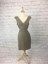 Cue tweed career dress size 12
